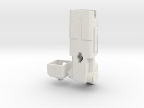 Roadbuster Impactor Kit Part 1 in White Natural Versatile Plastic