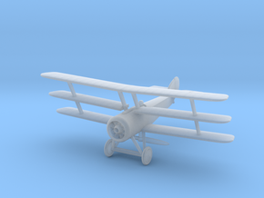 Sopwith Triplane (Various Scales) in Smooth Fine Detail Plastic: 1:144