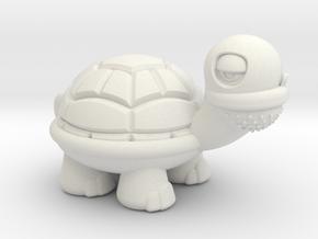 Toytul One Part in White Natural Versatile Plastic