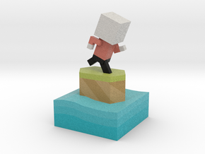 Mr Jump - Level 1 in Full Color Sandstone
