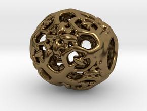 PA CharmV5fD12SE64 in Polished Bronze