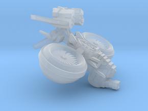 DRONE FORCE - VTOL Hornet in Smooth Fine Detail Plastic