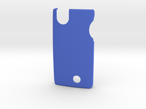 Fairphone round Bumper Case in Blue Strong & Flexible Polished