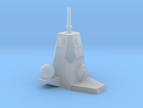 APAR Mast 1/700 in Smooth Fine Detail Plastic
