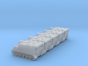 M-577-scale Z - x5 - proto-01 in Smooth Fine Detail Plastic