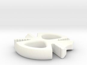 8x-17 in White Processed Versatile Plastic