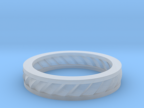 GBW2 Lds Wedding Band in Smoothest Fine Detail Plastic
