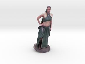 Suzie Morgan As Epona in Full Color Sandstone