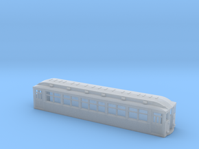 CTA/CRT 1789-1808 Series Wood Rapid Transit Car in Smooth Fine Detail Plastic