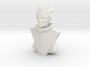 LoveLego: Kondosant. in White Natural Versatile Plastic