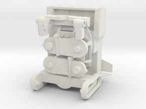 LAV-25 AT Launcher Asy in White Natural Versatile Plastic