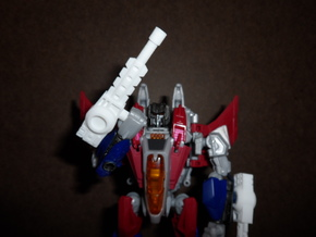 Sunlink - FoC Seeker Weapons v.1 in White Natural Versatile Plastic