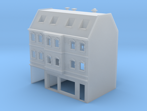 Stadthaus 3 - 1:220 (Z scale) in Smooth Fine Detail Plastic