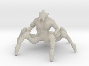 Spider Centaur in Natural Sandstone