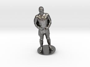 Robbie Amburgey in Polished Nickel Steel