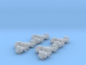 Renar Strike Wing in Smooth Fine Detail Plastic