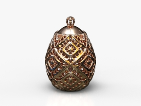 PA PFabergeV1fSE561xD24x30 in 14k Rose Gold Plated