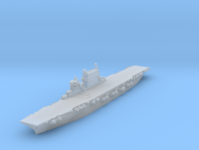 1/2400 Lexington Class CV (1944) in Smooth Fine Detail Plastic