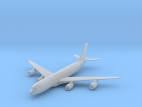 1/700 A340 (FUD) in Smooth Fine Detail Plastic
