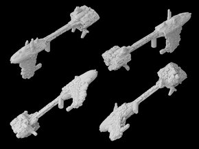 Nebulon B Frigate (1/7000) in White Natural Versatile Plastic