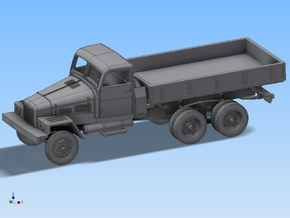 LKW IFA G5 3-Seitenkipper Spur N 1:160 in Smooth Fine Detail Plastic