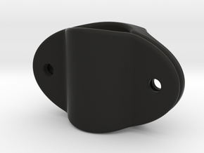 GoPro mount in Black Natural Versatile Plastic