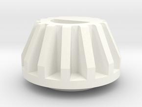 Latrax (Rally/Teton) Differential Pinion Gear in White Processed Versatile Plastic