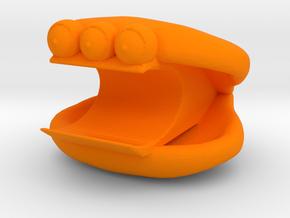 Phlendenhembernog in Orange Processed Versatile Plastic