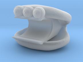 Phlendenhembernog in Smooth Fine Detail Plastic