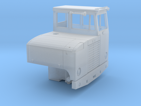 1/87th Kenworth CBE (Cab Beside Engine) Day cab in Frosted Ultra Detail