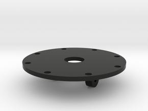 HR-OS1 Head Mount 2 in Black Natural Versatile Plastic