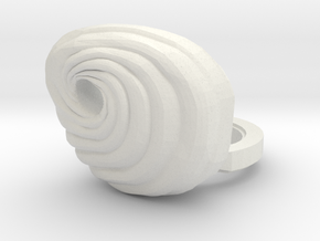 Custom Tobi Inspired Lego in White Natural Versatile Plastic