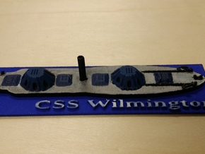 1/600 CSS Wilmington in Black Natural Versatile Plastic
