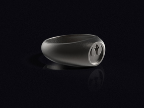Rebel Alliance Ring (Size 10 1/4 - 20 mm) in Stainless Steel