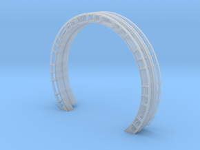 YT1300 DEAGO HALL ARCH SET in Smooth Fine Detail Plastic