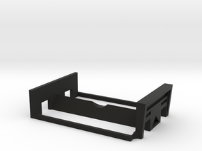 OEM 26650 Battery Sled in Black Natural Versatile Plastic