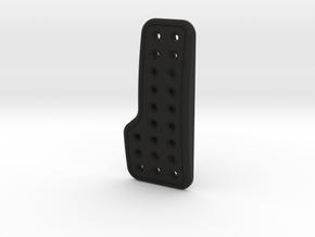 Fanatec Clubsport Accel' - Sparco/Tilton Style in Black Natural Versatile Plastic