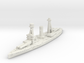1/2400 Espana BB (Spanish Navy) in White Natural Versatile Plastic
