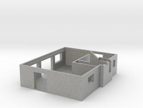House EG in Metallic Plastic