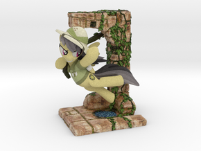 Sidekicks #4 - Daring Do in Full Color Sandstone