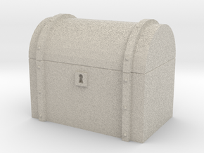 Chest in Natural Sandstone