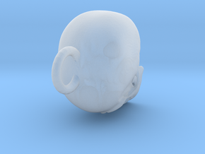Skull  in Smoothest Fine Detail Plastic