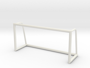 Football Goal , soccer goal in White Natural Versatile Plastic