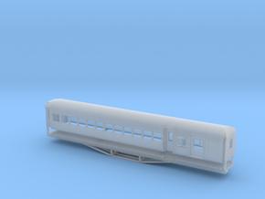 AL Car-van, New Zealand, (N Scale, 1:160) in Smooth Fine Detail Plastic