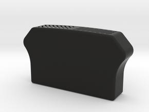 Sim Instruments Dash Rear Enclosure in Black Strong & Flexible