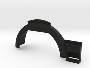 PASSAGE ROUE gauche version2 in Black Strong & Flexible