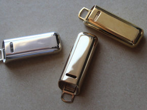 Fitbit Flex Armour - Clip (Precious Metal) in 18k Gold Plated