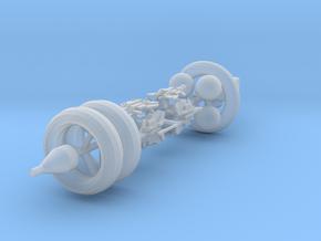 [Galaxia] 2-1-CVE(AG)-CON (F-140D) in Smooth Fine Detail Plastic