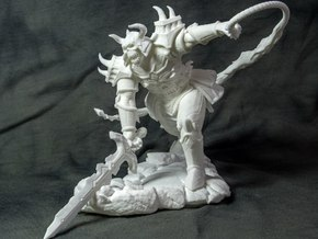Armour of pain in White Natural Versatile Plastic