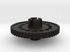LaTrax 50-Tooth Spur Gear (Rally/Teton) in Black Natural Versatile Plastic